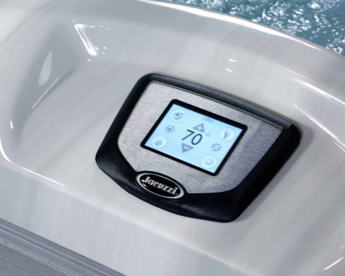 Jacuzzi J-400 Hot Tub Control Panel touchpad Hot tub Pillow