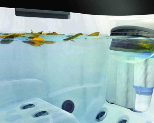 Jacuzzi J-400 Hot Tub underwater filter